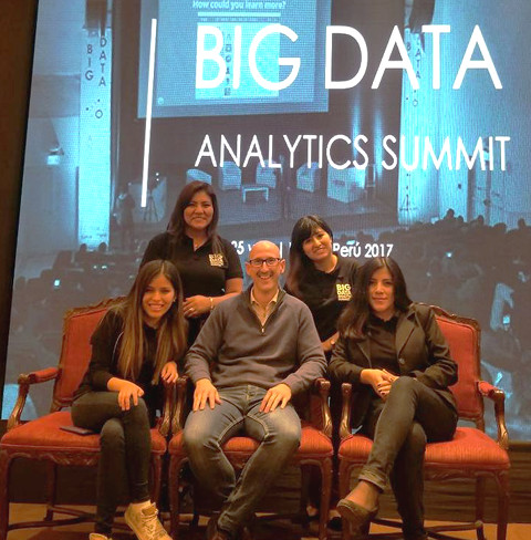 Big Data Analytics Summit Peru 2017