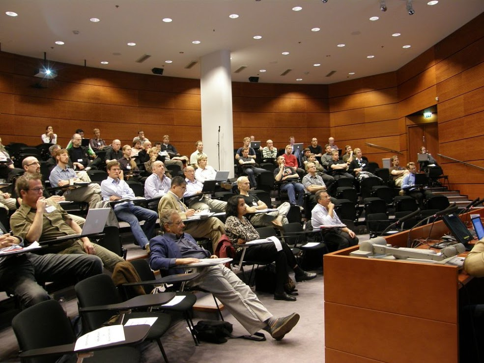 Nokia Workshop on Machine Consciousness 2008