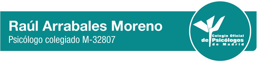 Raúl Arrabales Moreno M-32807